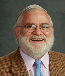 Rev. Frank Hall, Minister Emeritus